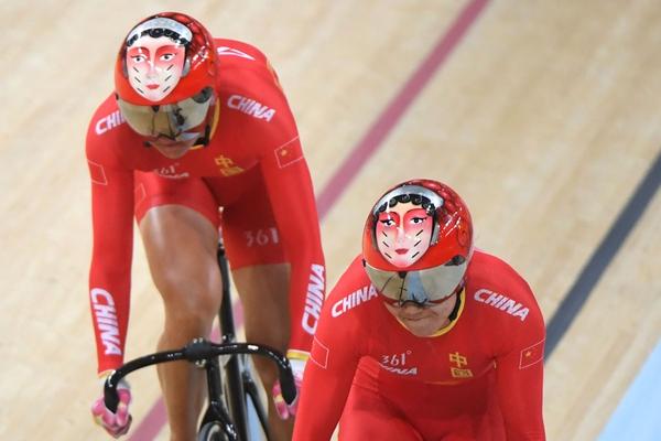 海丝:京剧脸谱头盔,中国神秘力量图片