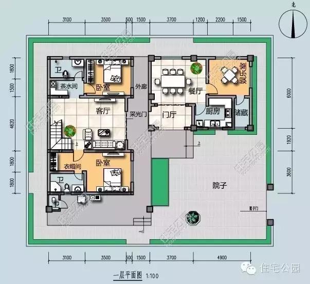 中式风格自建房