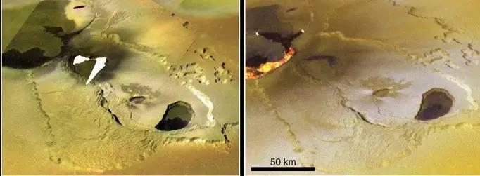 组图:盘点太阳系内十大壮观火山 - sdjnwzg - WZG的博客