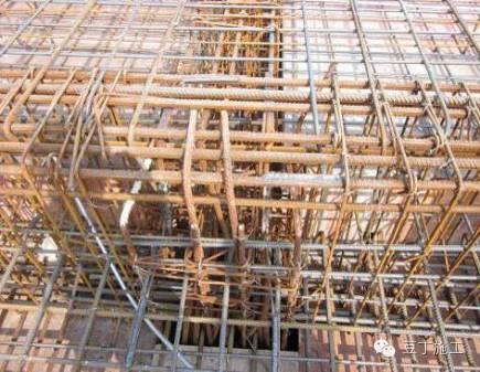 框架节点是框架结构的重要部位