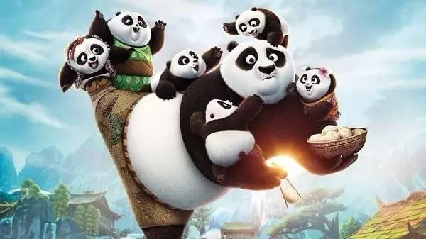 求功夫熊猫的英语简介,尽量详细易懂