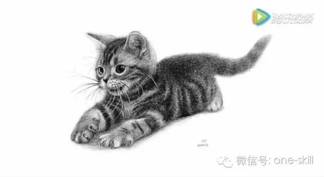 好啦,下面来欣赏手绘过程吧: 钢笔画手绘猫教程-完-   Have fun! :)   现在是广告时间啦,『一技』诚邀对『幼儿启蒙英语』感兴趣的粉丝,一起参与一个调研活动,说不定还能成为『一技』的一员呢?如果你有英语专业背景,英语教学背景,幼儿教育背景,或者是单纯对这个领域感兴趣想聊几句,都欢迎你发消息给我,记得是直接发消息哦,不要在文章后面留言容易遗漏。消息中提下你的相关背景、所在城市(prefer北京)以及微信号。期待期待!   另外,Skill现已登陆App Store。感谢这段时间大家的支持,希