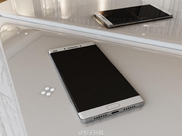 小米双曲面屏手机概念图来袭的照片 - 2