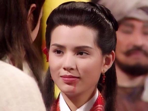 最美古装新娘 郑爽清秀图片