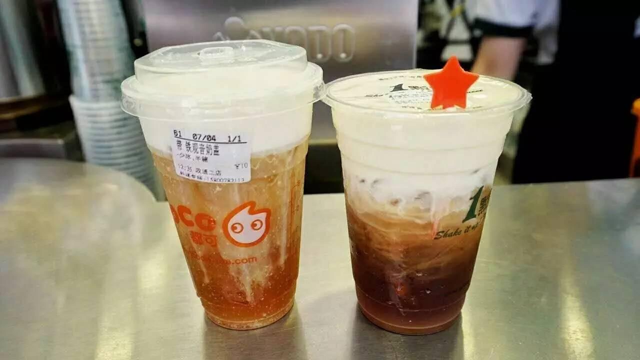 喝了10家奶茶店,发现竟然是这家的奶盖茶最好喝!图片