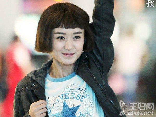 《我们的十年》9月上映 赵丽颖短发秒变假小子图片