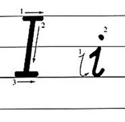 英文字母手写体笔顺_26个字母手写印刷体手写印刷体英文字母表无