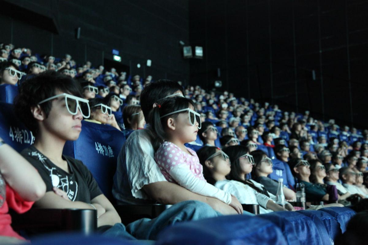 电影票房负增长
