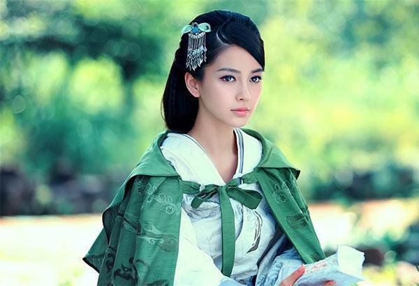 赵丽颖,宋茜古装美女排行榜