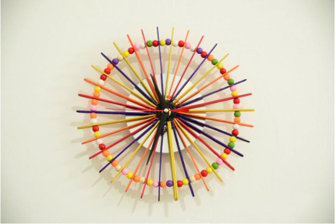 diy雨伞创意画