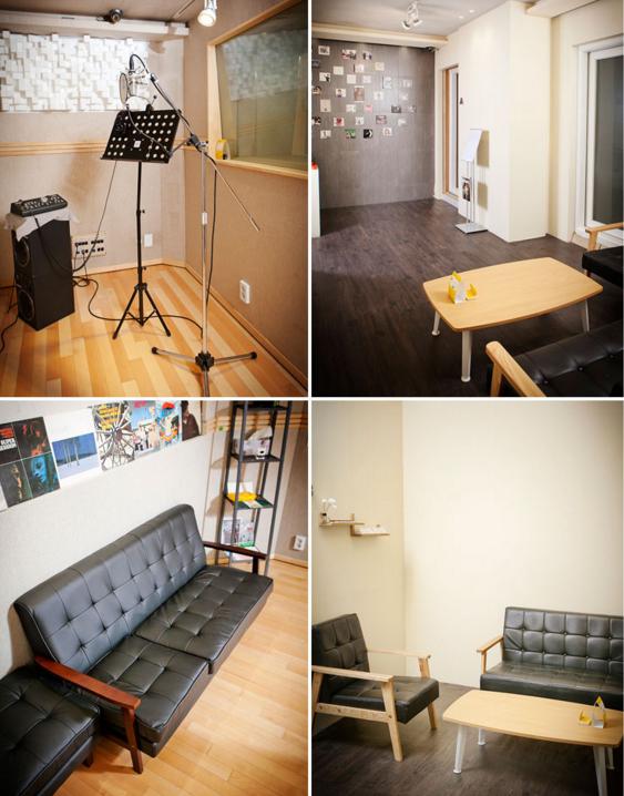 进韩国录音棚体验'我也是歌手'