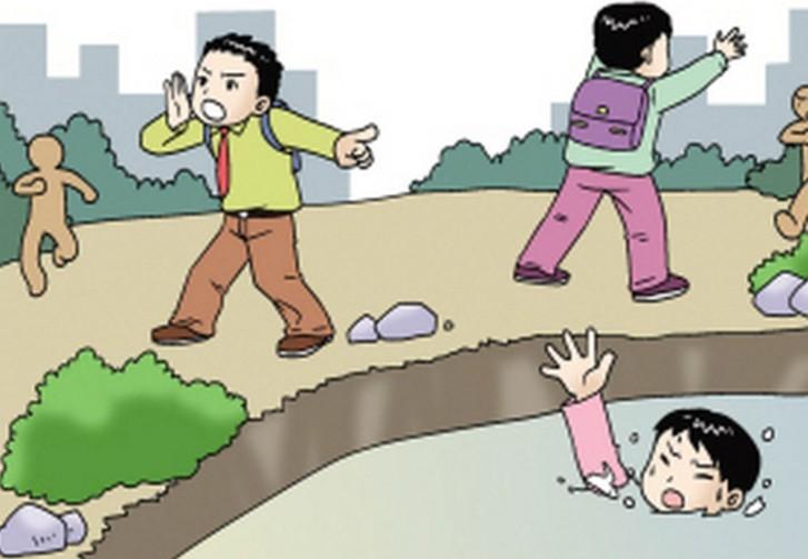 两少年不听劝阻执意下河游泳 萧县一少年野外溺亡图片