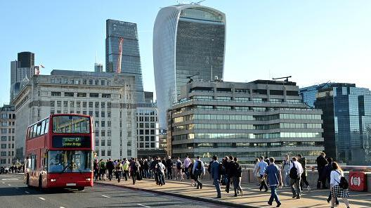 英国 脱欧 已是覆水难收,伦敦金融城或受伤最深