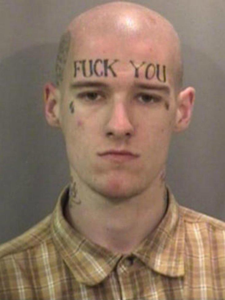 全球最丑的20个纹身,有些人甚至因此而入狱!