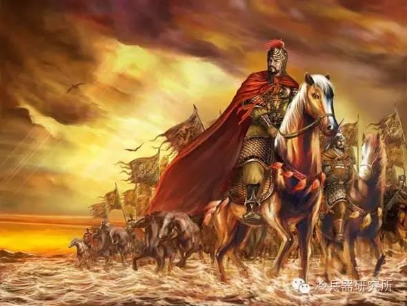 中国古代战争中四次惨无人道的大屠杀