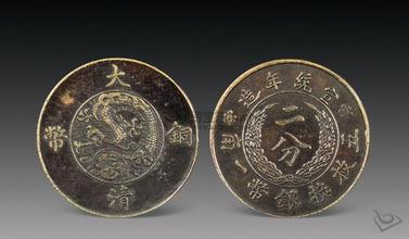 大清铜币为何价格如此之高