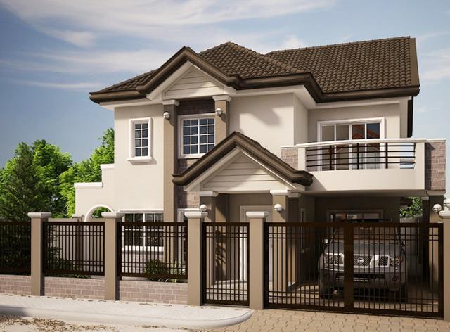 9x10米实用自建房户型分享