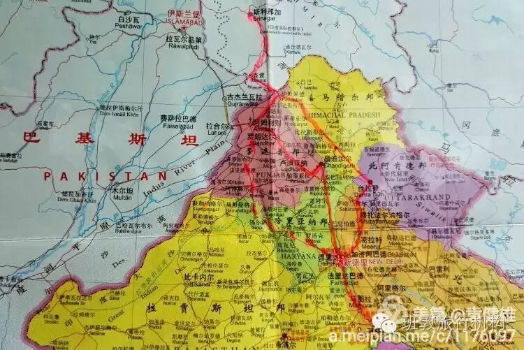 印控克什米尔地区_印控克什米尔,南亚世外桃源.中国首个自驾团十月出发