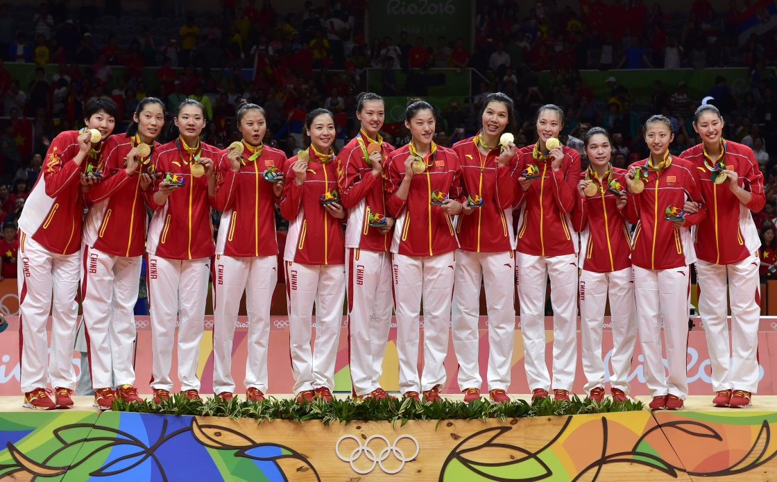 中国女排四连胜视频
