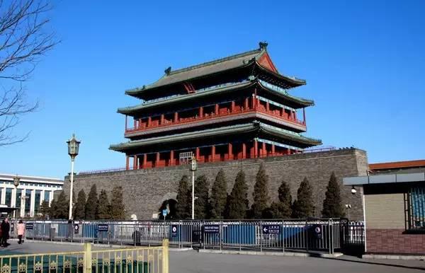 昔日的北京街景都到哪里去了
