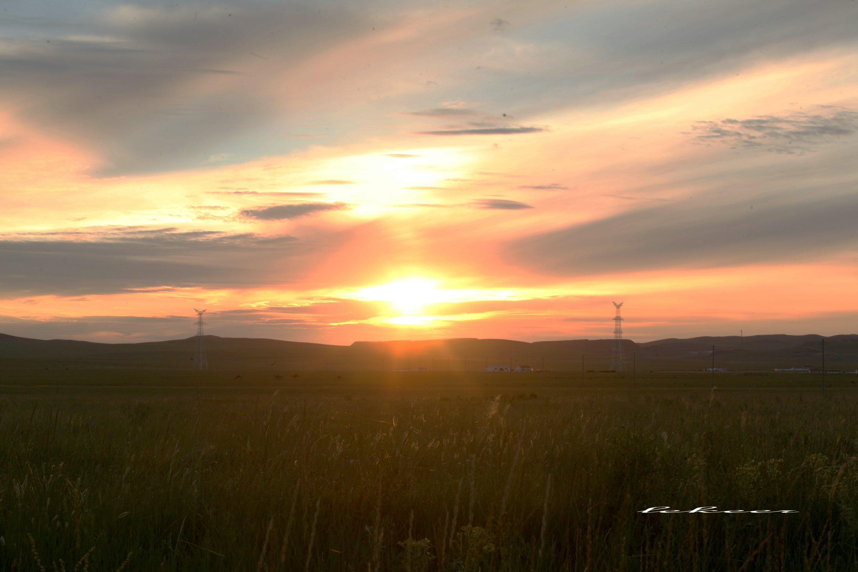 西乌旗有座草原城 最浪漫的事儿是葛优躺数星星 - 勒克儿 - 党青博客