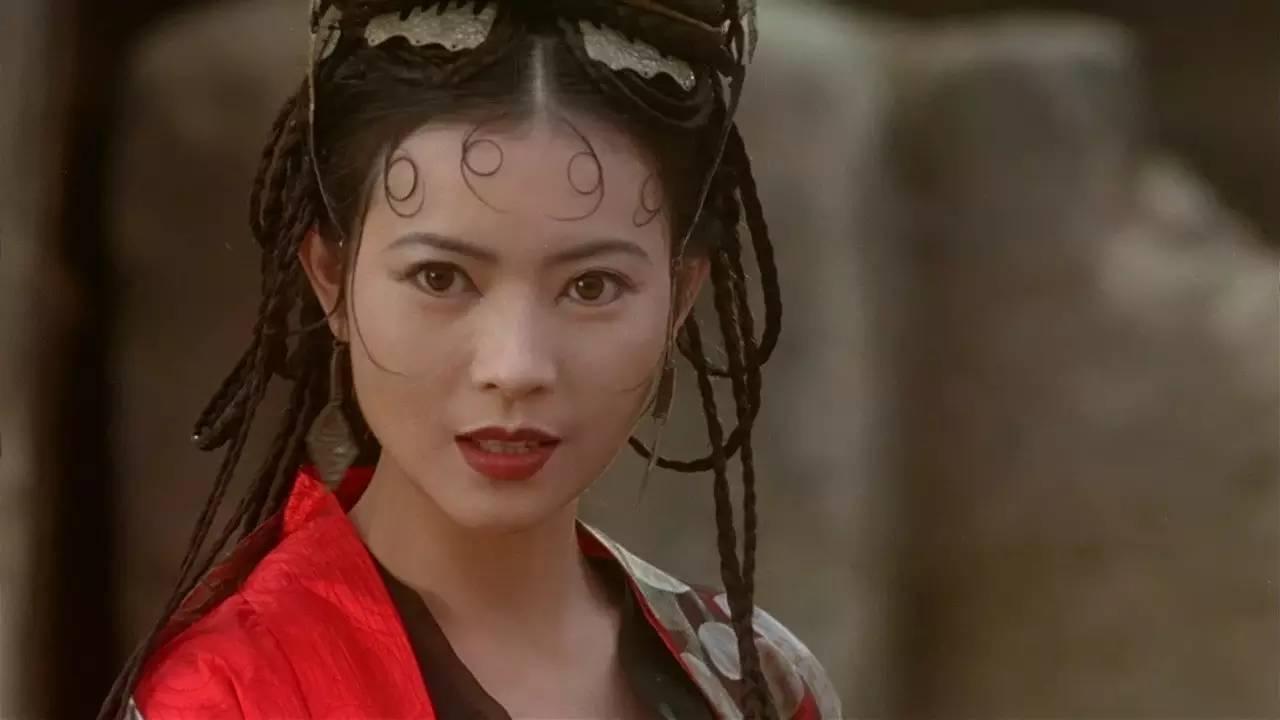 """这些""""星小说""""之最,组成了那些年的周星驰电影女郎日本美女图片"""