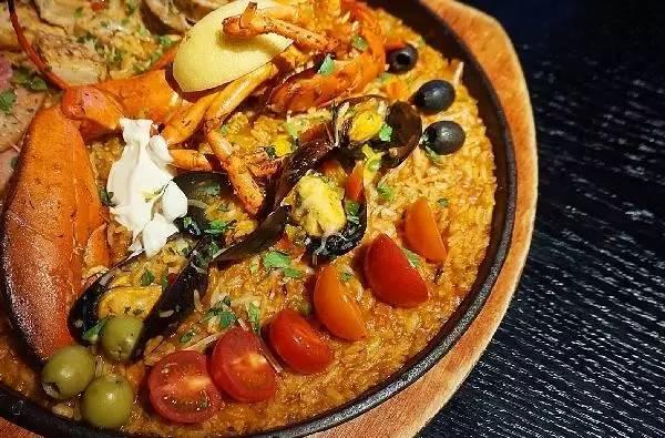 新乡最美味的西班牙海鲜饭地图美食探北京店图片