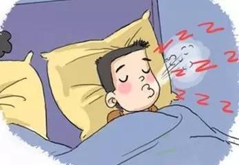 告白打鼾也要监测睡眠神漫画图片小孩图片