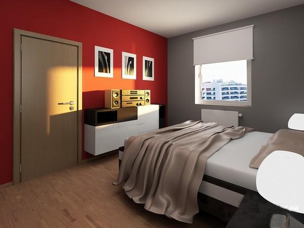 经典单身公寓设计图片