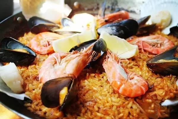 北京最早餐的西班牙海鲜饭地图-搜狐吃喝美食店命名美味图片