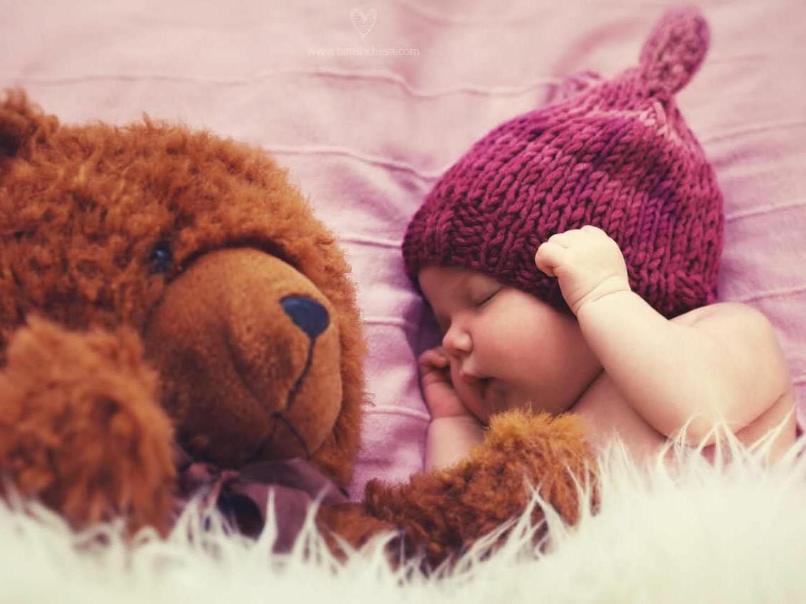 宝宝睡觉不安稳,这套安神推拿可以让他熟睡到天亮