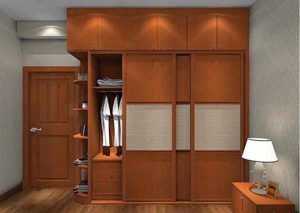 整体衣柜设计效果图需要注意哪些设计点