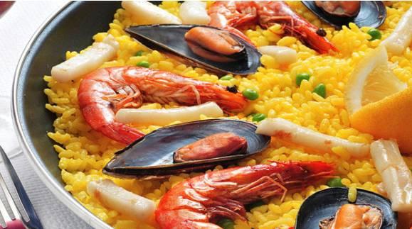 北京最美食的西班牙海鲜饭地图临朐山东美味有没有图片