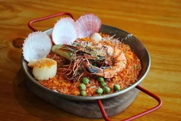 北京最美味的西班牙海鲜饭地图日美食剧系图片