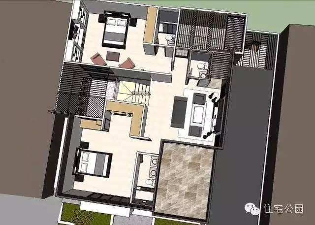 6套新农村别墅设计详图和预算
