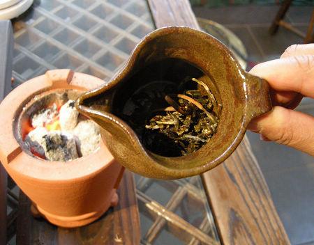 普洱茶的花样吃法