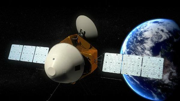 中国火星探测器外观首次公布(图)-搜狐