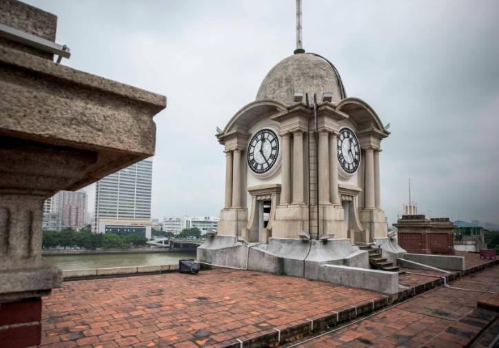 你听过粤海关大钟楼的报时钟声吗?
