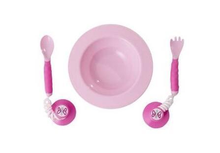 英国母婴用品 英国Ezee Reach绳索餐具
