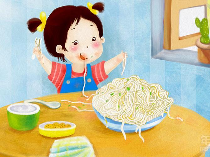 这种食物,专治不爱吃饭的小孩!图片
