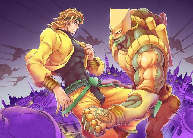 《jojo的奇妙冒险》——迪奥布兰度,恶人也要有恶人的救世主!