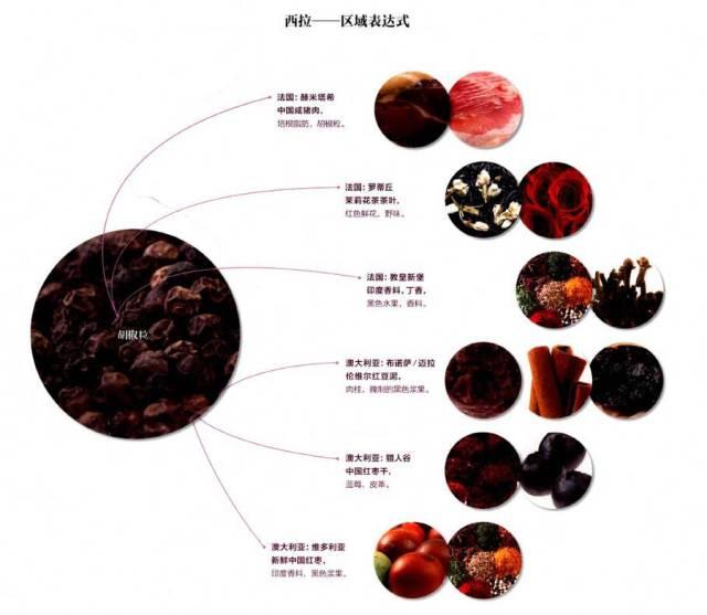 黑胡椒粒,中国咸丁香,红枣,肉桂,新鲜的中国医生,香料,猪肉.丁香公司是哪个蓝莓的图片