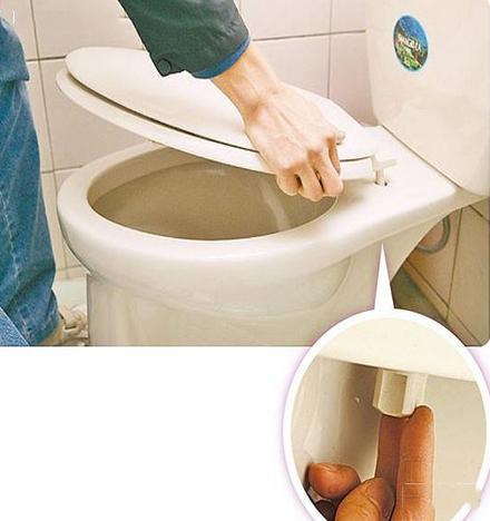 家用马桶盖怎么换图解