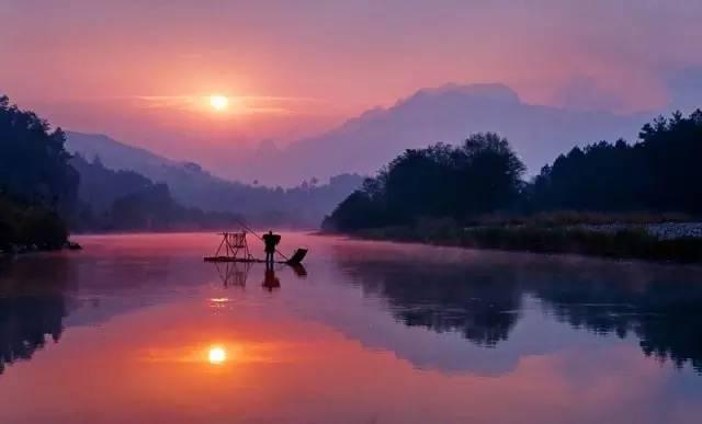 不一样的温州 神奇山江海