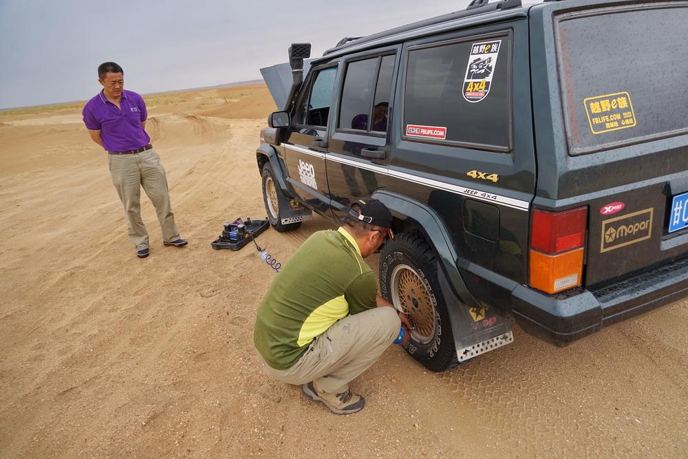 沙漠探险,齐哥带我闯巴丹吉林(下)