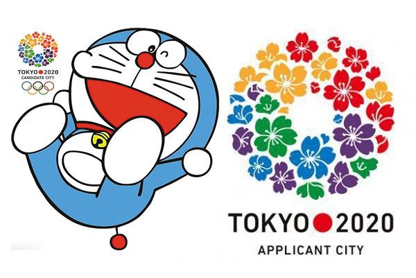 在2013年4月6日,东京申奥委员会正式选定哆啦a梦为大使展现日本的核心