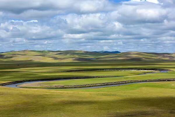 呼伦贝尔草原之行印象(续一)――忘情水