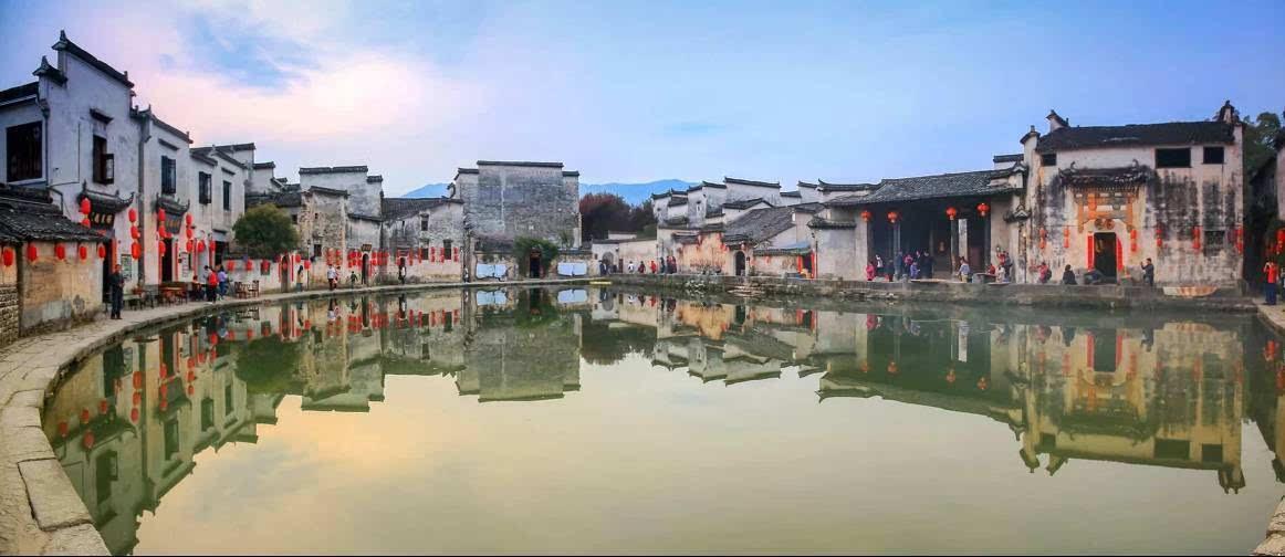 这个黄山脚下的千年古村是中国版的绿野仙踪,在江南水乡的梦境里睡到自然醒!