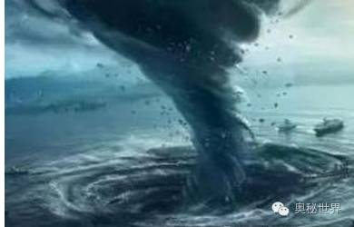 百慕大失踪之谜:电磁强大引发时空扭曲?