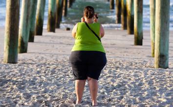 下半身肥胖的原因引起图片